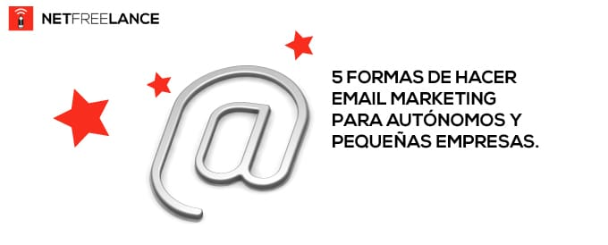 5 formas de hacer email marketing